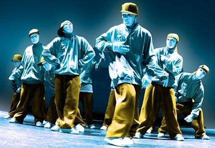danseurs du défi rencontre avec le hip-hop